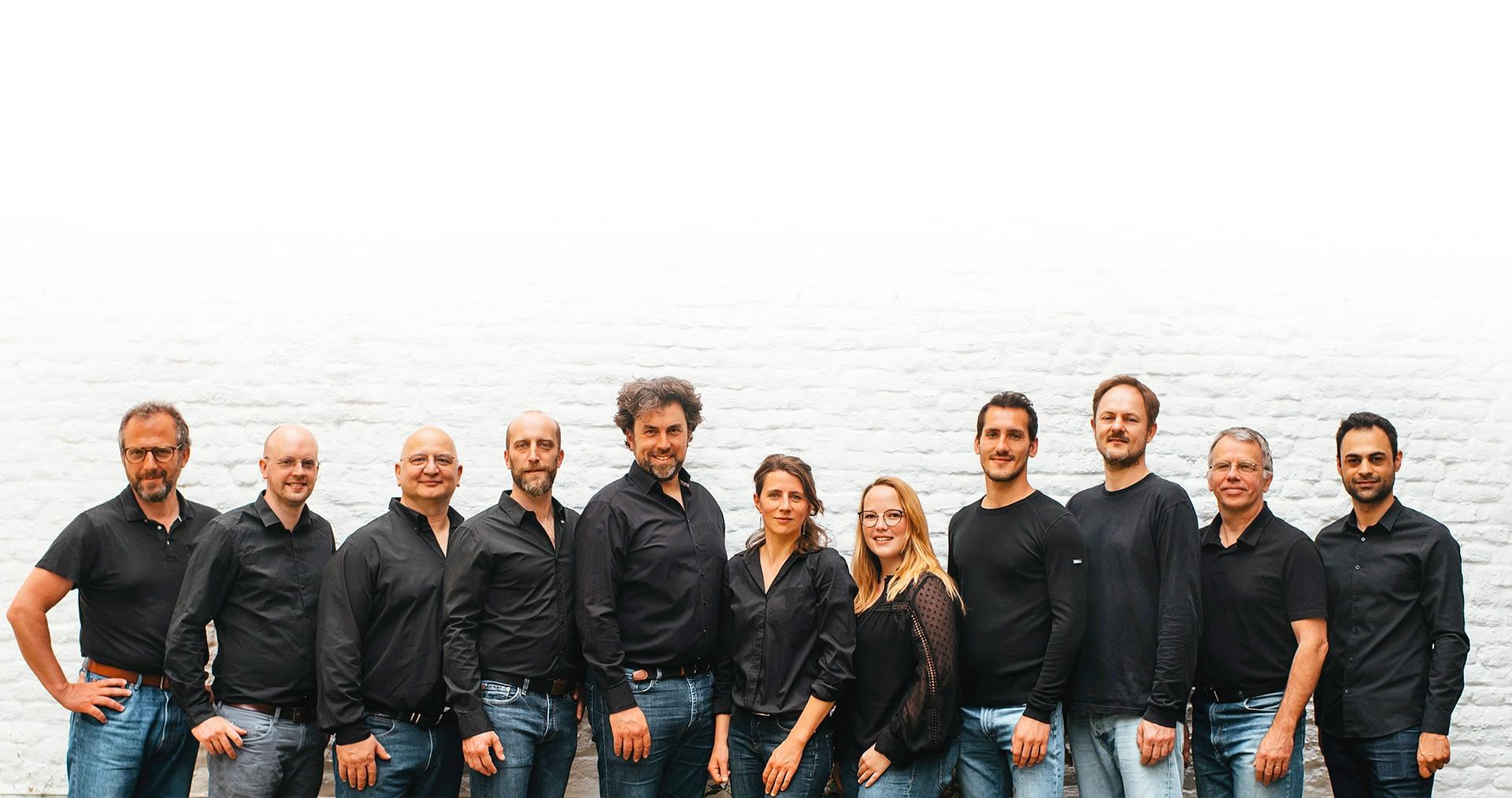 Watt Matters' team